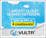 Vultr Cloud Servers
